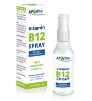 APOrtha® Vitamin B12 - 500 µg Methylcobalamin - 25ml veg. Mundspray