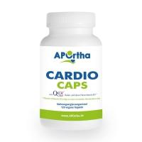 *Neu* APOrtha® Q10Vital® Cardio Caps* Coenzym Q10 + Selen + Vitamin B1 - 120 vegane Kapseln