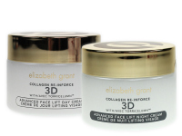 ELIZABETH GRANT COLLAGEN RE - INFORCE 3D LIFT Nachtcreme 50ml + Tagescreme 50ml