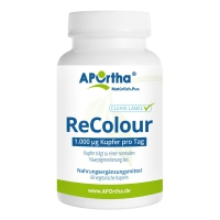 *Neu* APOrtha® Anti Grau mit MELATINE® 60 Kapseln *Wirkung nachgewiesen*