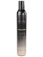 *Neu* ahuhu Style & Finish Ultimate Volume Up Mousse 500ml