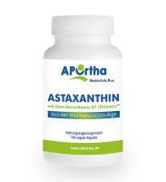 APOrtha® natürliches Astaxanthin 4 mg aus Rotalge - 150 vegane Kapseln