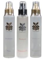Flora Mare LE PARFUMEUR Deodorant: ROMANTIQUE + NOIR + Mademoiselle (3x 100ml)