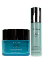 M. Asam® AquaIntense® Perfect Teint (50ml) mit Hyaluronsäure + Hyaluron Rich Boost Serum (50ml)