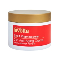 *Neu* LaVolta  SHÉA Vitamin Power 24h Anti-Aging Pflege 200ml