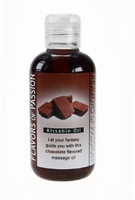 Kissable Massageöl - Küssbares Massageöl Schokolade (150 ml)