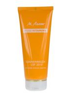M.Asam Pure Vitamins Sonnenmilch LSF20 - 200ml