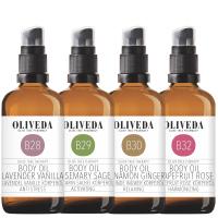 Oliveda Körperöl Lavendel Vanille - 100ml - 100% organisch