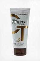 California Tan Sunless Instant Sunless Lotion - Selbstbräunungslotion (177 ml)