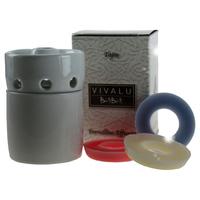 *Neu* Vivalu Bérbèr Duftlampe  + 1 Duftwachsring