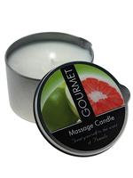Gourmet Massagekerze Grapefruit (200 ml)