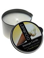 Gourmet Massagekerze Vanille (200 ml)