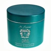 M. Asam AquaIntense Hyaluron Gesichts- und Körper Peeling - 500ml