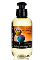 Gourmet Massageöl Lollipop (150 ml)