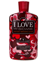 Tannymaxx I Love My Brownie Factor 3 Bronzing Lotion (200ml)