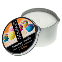 Gourmet Massagekerze Lollipop (200 ml)