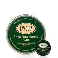 LaVolta Shéa Naturcreme Soft (75ml) + Classic (8ml)