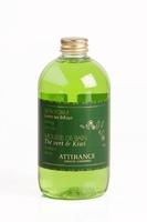 ATTIRANCE Badeschaum grüner Tee und Kiwi (belebend) 500ml