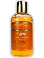 ATTIRANCE Shampoo Orangen und Zimt (normales Haar) - 250ml