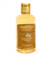 ATTIRANCE Shampoo Honig Mandeln (trockenes Haar) - 75ml
