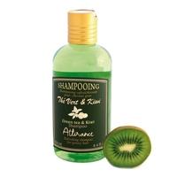 ATTIRANCE Shampoo Grüner Tee und Kiwi (für die tägliche Haarwäsche) - 75ml