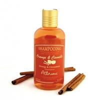 ATTIRANCE Shampoo Orangen und Zimt (normales Haar) - 75ml