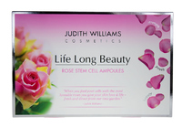 Judith Williams Life Long Beauty Rosenstammzellen-Ampullenkur 28x2ml