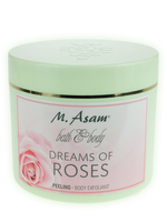 M.ASAM Body Peeling Dreams of Roses - 600g