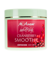 M.Asam Cranberry Smoothie Körpercreme 500ml