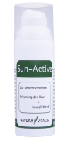 Natura Vitalis Sun Active Creme - 50ml - mit 3fach Wirkung