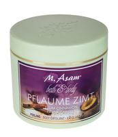 *Neu* M.Asam Body Peeling Pflaume Zimt - 600g