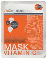 *Neu* VitaDermologie Nano Gesichtsmaske Vitamin C (1 Maske-vorgetränkt)