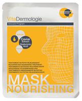 *Neu* VitaDermologie Nano Gesichtsmaske Nourishing (1 Maske-vorgetränkt)
