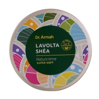 Lavolta Shéa Naturcreme Super Soft - 225ml - Sondergröße