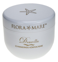 Flora Mare Deauville schimmernde Körpercreme - 300ml