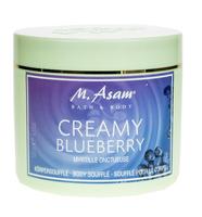 M.Asam Creamy Blueberry Körpercreme Körpersoufflé  - 500ml