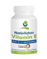 Nordhit / Aportha natürliches Vitamin E - 120 vegane Kapseln