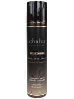 ahuhu oraganic hair care Boost it up SPRAY 300ml (Trockenshampoo)