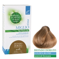 Dr. Taffi Miglio Tinta Plus Haarfarbe Goldblond  115 ml