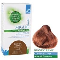 Dr. Taffi Miglio Tinta Plus Haarfarbe Kupferblond  115 ml