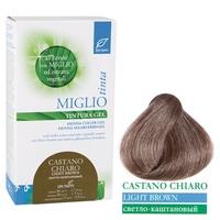 Dr. Taffi Miglio Tinta Plus Haarfarbe Hellbraun  115 ml