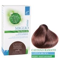 Dr. Taffi Miglio Tinta Plus Haarfarbe Kupferbraun 115 ml