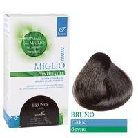 Dr. Taffi Miglio Tinta Plus Haarfarbe Dunkel (Braun-Schwarz) 115 ml