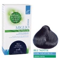 Dr. Taffi Miglio Tinta Plus Haarfarbe Blau-Schwarz 115 ml