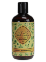 Ryor Bier-Duschgel (250ml) für die trockene Haut