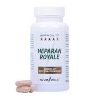 Natura Vitalis Heparan Royale (90 Kapseln) + Mariendistel  90 Kapseln für 3 Monate