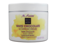 *Neu M.Asam Köpercreme White Chocolate - 500ml