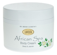 Lavolta SHÉA African Spa Body Cream Shéa & Jasmin 200ml S.P.