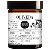 *Neu* Oliveda Bodybutter Zimtrinde Ingwer (180ml)