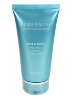 Flora Mare Face & Body Peeling 150ml